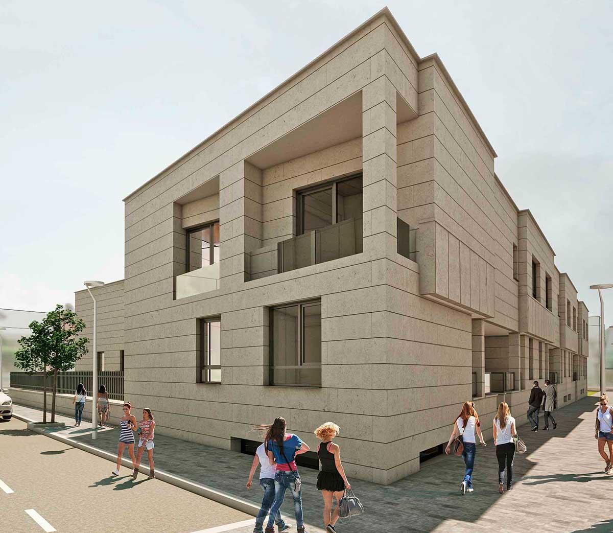 vivienda unifamiliar vivienda 4 chalet adosado con terraza en Arroyo de la Encomienda