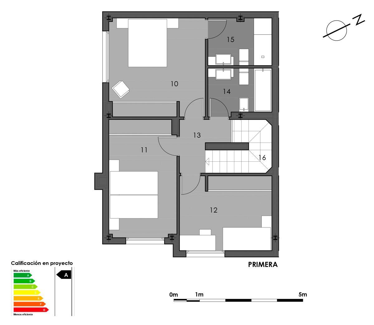 primera planta vivienda 2