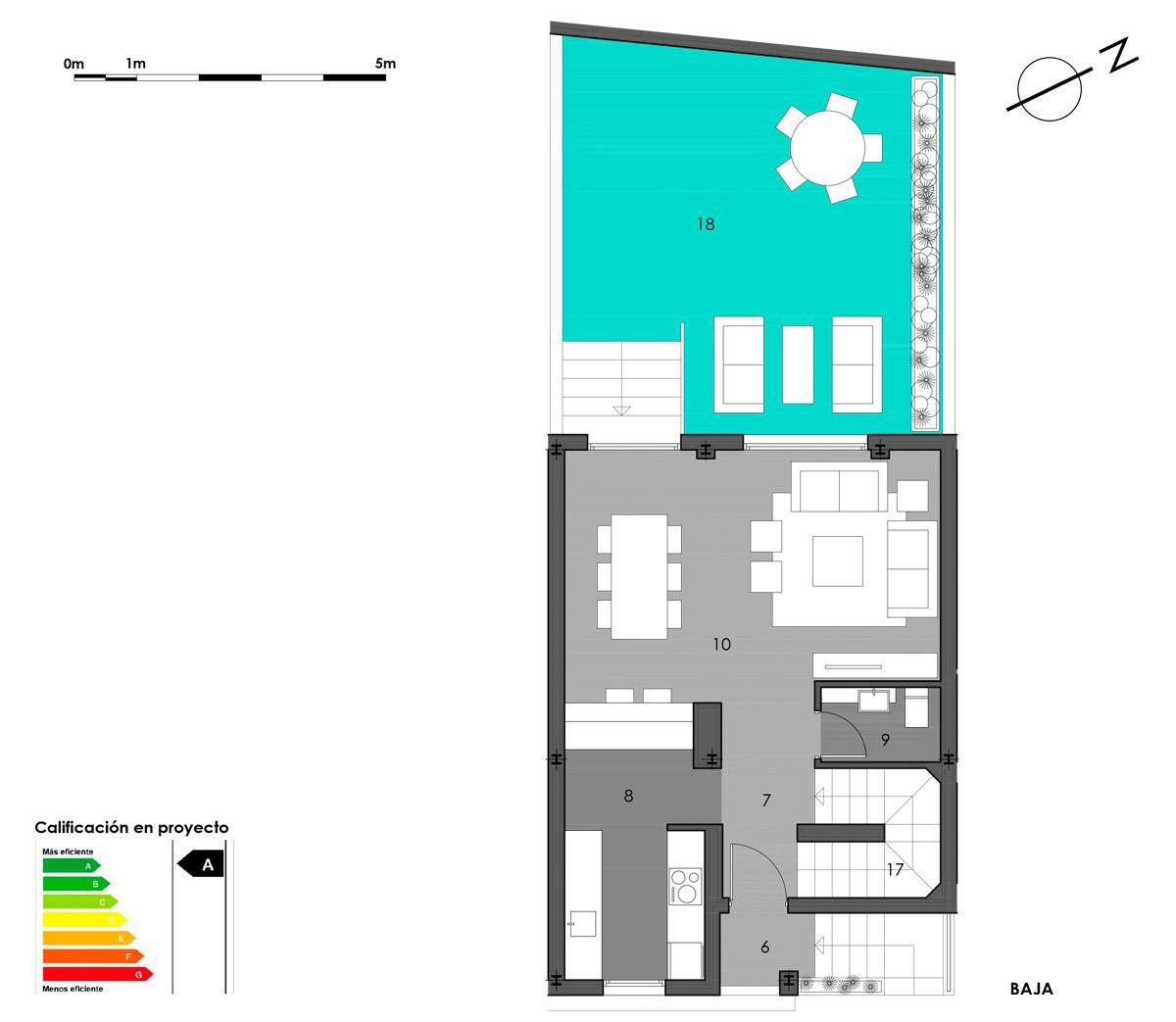 planta baja vivienda 6