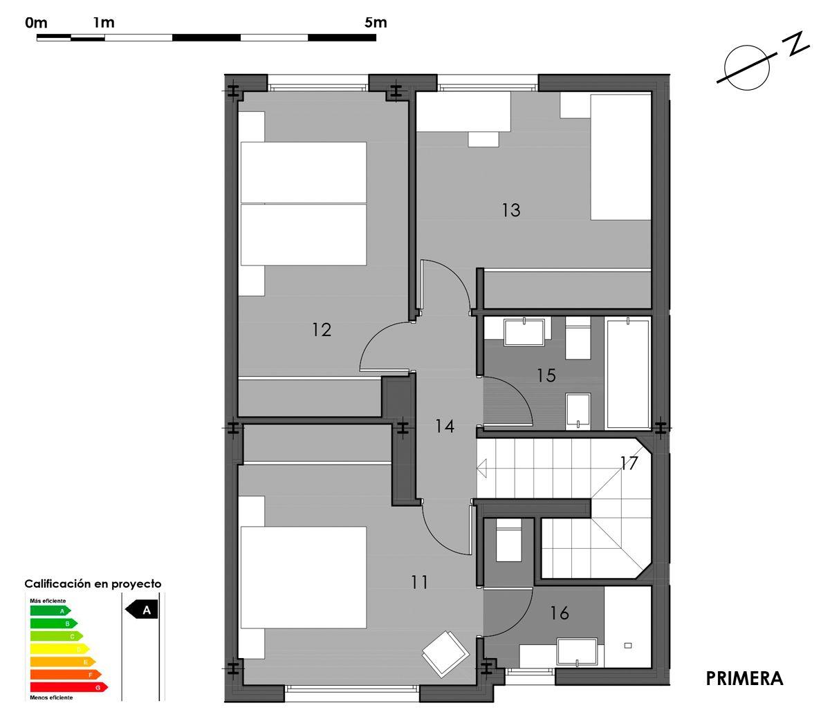 primera planta vivienda 8